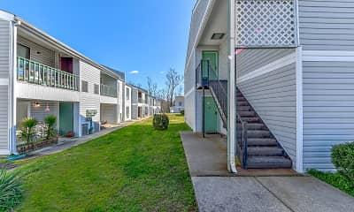 Building, Quail Oaks Apartments, 1