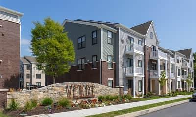 Building, Verde Apartments, 0