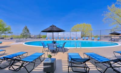 Pool, The Hills at Kenilworth, 0