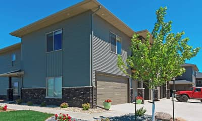 Building, Shadow Crest Townhomes, 1