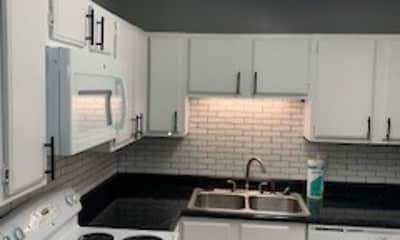 Kitchen, Willow Creek Apartments, 0