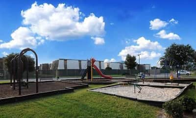 Playground, Summerfield Apartment Homes, 1
