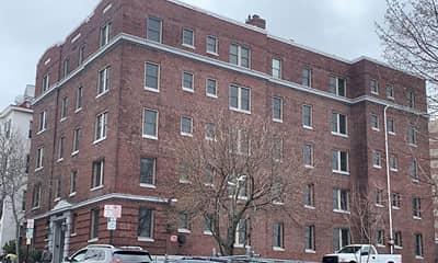 Building, Shepley Street, 1