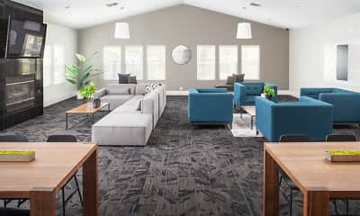 Living Room, River Park by Broadmoor, 1