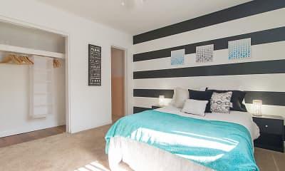 Bedroom, Frederick Gardens, 2