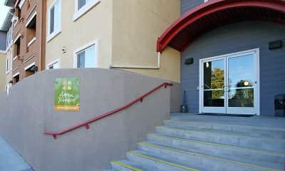 Community Signage, Aspen Terrace, 1