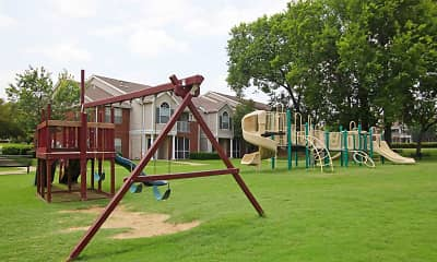 Playground, Central Park Apartment Homes, 2
