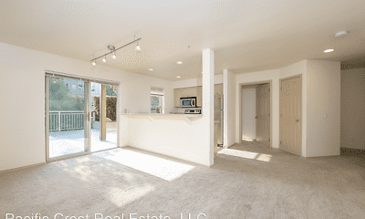 Living Room, Max Apartments, 1