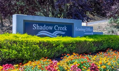 Community Signage, Shadow Creek, 2