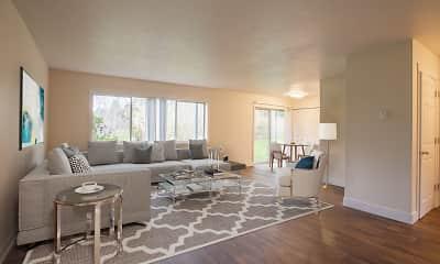 Living Room, Valley Park Plaza, 1