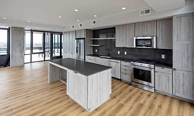 Kitchen, Avalon 555 President, 1