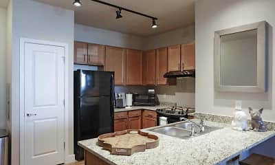 Kitchen, The Lofts at St. Michael's, 0