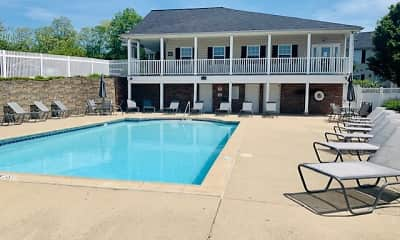 Pool, Reserve at Fort Mitchell, 0