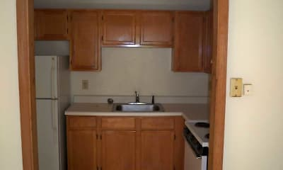 Kitchen, Huguenot Park, 2