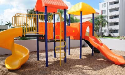 Playground, Suncoast Place Apartments, 1