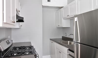 Kitchen, 165 S Oak Park Apartments, 0