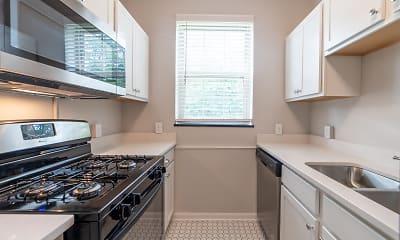 Kitchen, Marcy Village, 0