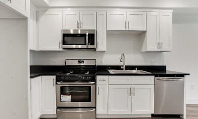 Kitchen, Roscoe 57, 1