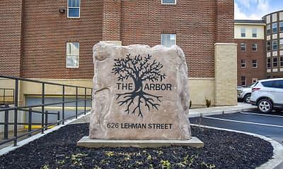 Community Signage, The Arbor, 2