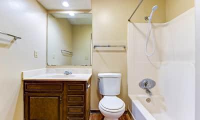 Bathroom, Bennett Grand Woods, 2