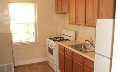 Kitchen, Stone Hills, 1