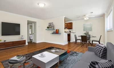 Living Room, Madison Gardens, 0