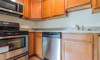 Kitchen, Appleby, 1