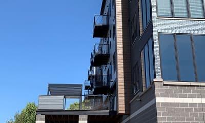 Building, Grove80 Apartments, 2