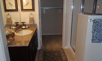 Kitchen, Peachtree Senior Living Apartments, 2
