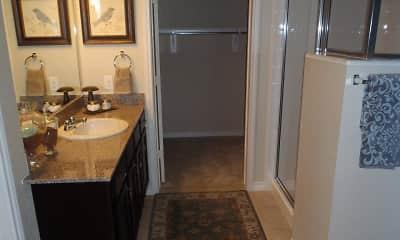 Kitchen, Peachtree Senior Living Apartments, 2
