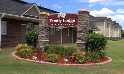 Building, Family Lodge Apartments, 2