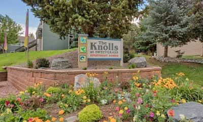 Community Signage, The Knolls at Sweetgrass, 1