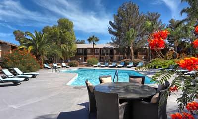 Pool, Sedona Springs, 1