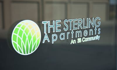 Community Signage, The Sterling Apartments at Kearney, 0