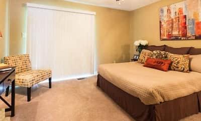 Bedroom, Tartan Place, 2