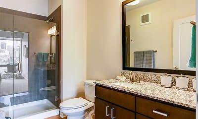 Bathroom, Junction Flats, 2