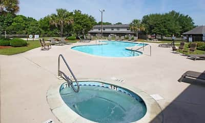 Pool, Castlewood, 0