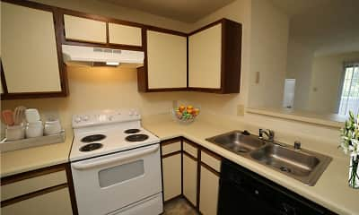 Kitchen, The Pointe at Stafford Apartment Homes, 1