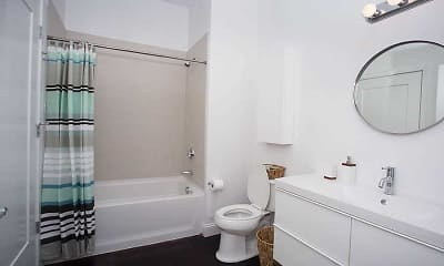 Bathroom, 22 Mechanic St, 2