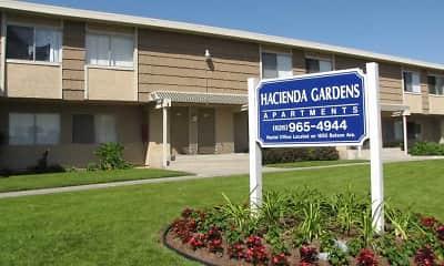 Building, Hacienda Gardens, 2
