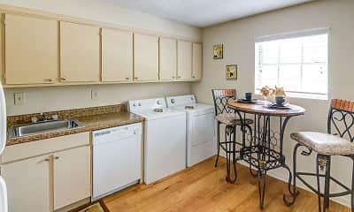 Kitchen, The Abington, 1