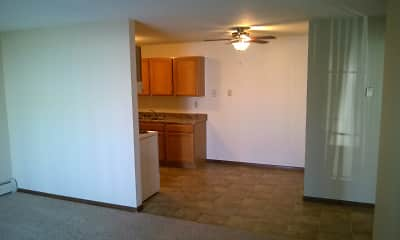Kitchen, Uptown Estates, 2
