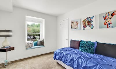 Bedroom, Kings Grant Landing, 1