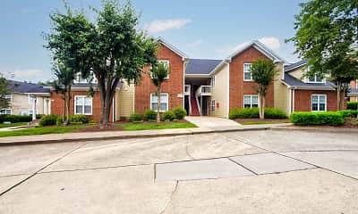 Building, Pine Ridge Apartments, 0