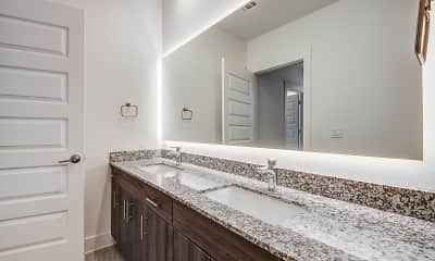 Bathroom, Latitude Apartment Homes, 2