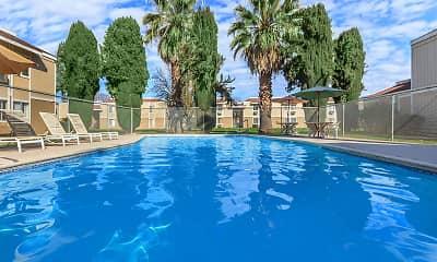 Pool, Park View Estates, 1