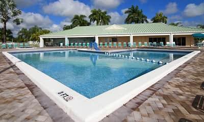 Pool, Goldcoaster, 1