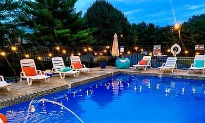 Pool, Apple Villa Apartments, 0