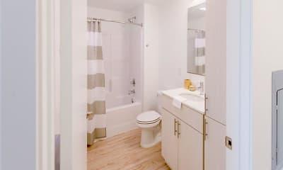 Bathroom, Edition Apartments, 2