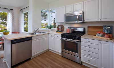 Kitchen, Vista Real Apartment Homes, 0